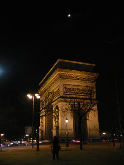 パリ最後の夜 ステラマリス *paris*_b0064766_2253033.jpg