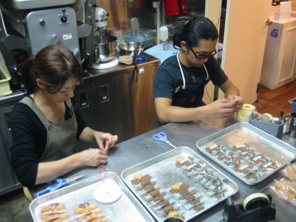 引き菓子教室・クローバー_b0080287_2317477.jpg