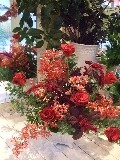 オークリーフ花の教室(峯村さんの作品)_f0049672_1832620.jpg