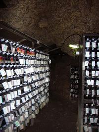 金武(きん)鍾乳洞の古酒蔵_d0100638_1817697.jpg