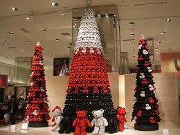 2007 タカシマヤ クリスマス_d0044093_2244099.jpg