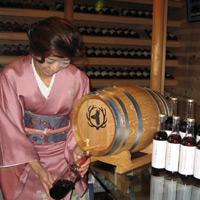 京都要庵歳時記 『2007年 ボジョレーヌーヴォ解禁』(2)_d0033734_14352141.jpg