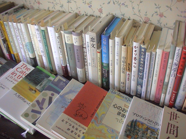 『weekend bookstore vol.3』 終了しました。_e0060555_17241599.jpg