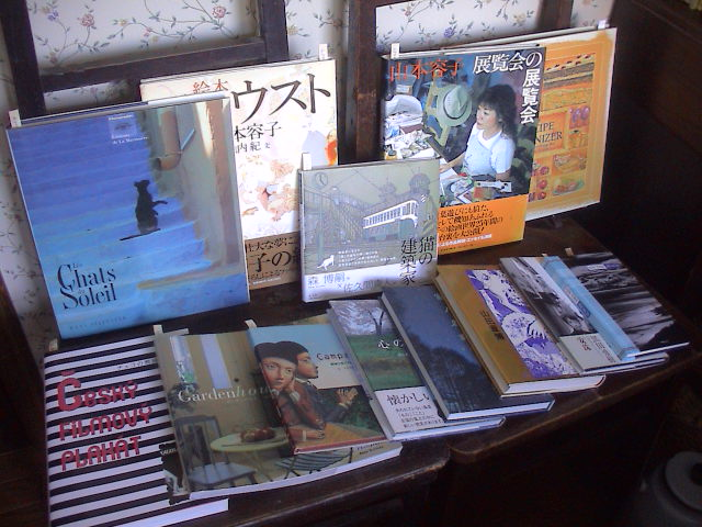 『weekend bookstore vol.3』 終了しました。_e0060555_17511196.jpg