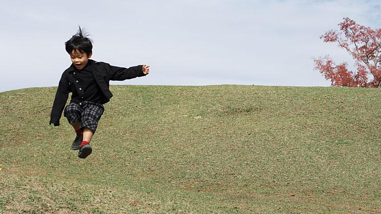 ONE JUMP!_c0081286_20455142.jpg