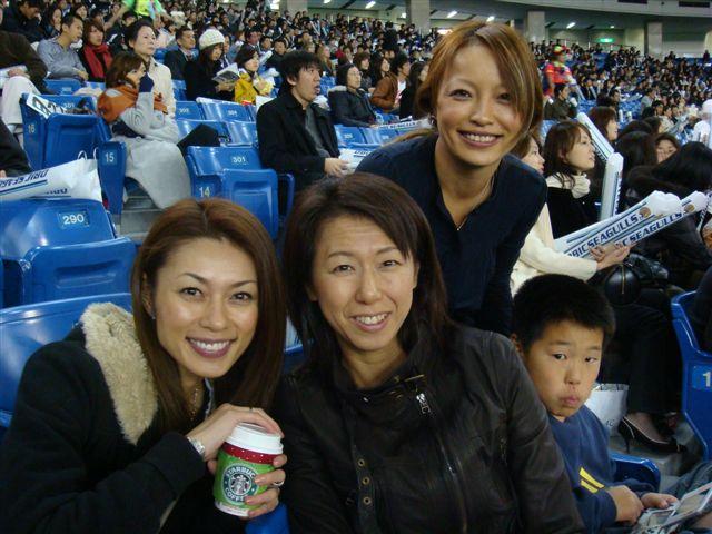 昨日はジュビと東京ドームへ♪_c0060412_1435498.jpg