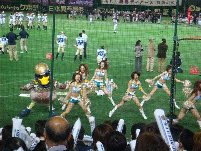 昨日はジュビと東京ドームへ♪_c0060412_1562136.jpg