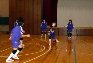 練習試合【バレーボール】_d0010630_11232734.jpg