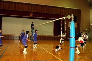 練習試合【バレーボール】_d0010630_11235763.jpg