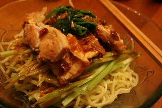 料理教室―坦々麺、棒々鶏、胡麻団子。。_f0141419_5171541.jpg