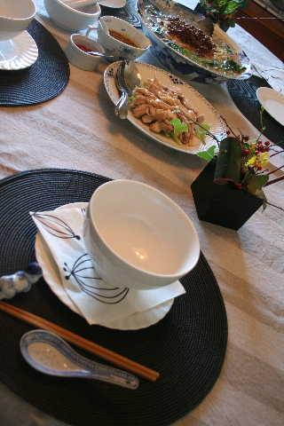 料理教室―坦々麺、棒々鶏、胡麻団子。。_f0141419_5719100.jpg