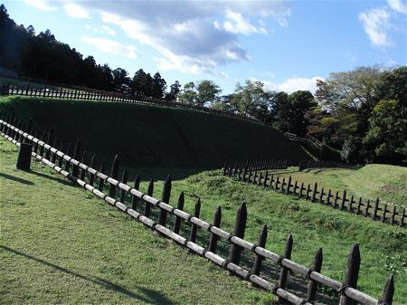 日本百名城の一・鉢形城襲撃〜まもなく古田織部が参ります!?_b0081338_3452188.jpg