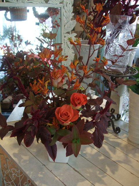オークリーフ花の教室(山田さんの作品)_f0049672_1501023.jpg