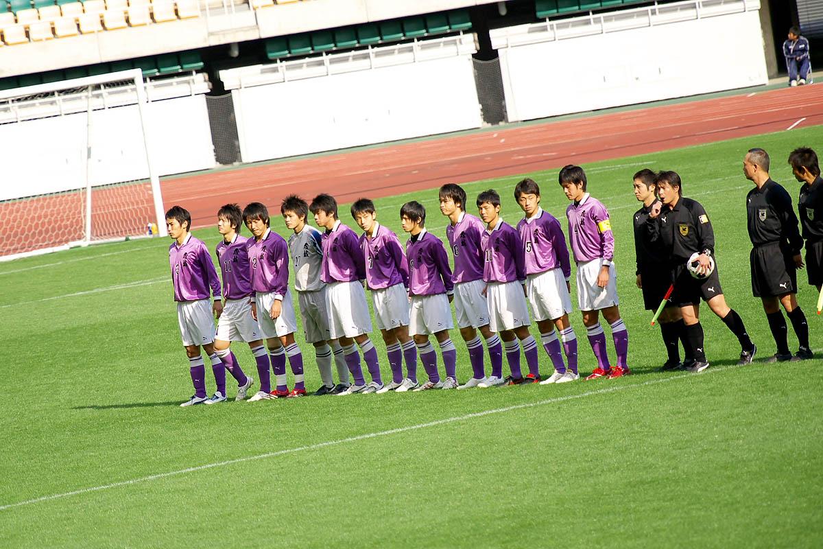 第86回 全国高校サッカー選手権大会 静岡 準決勝_f0007684_1415259.jpg