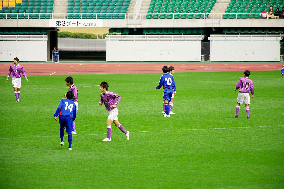 第86回 全国高校サッカー選手権大会 静岡 準決勝_f0007684_1464391.jpg