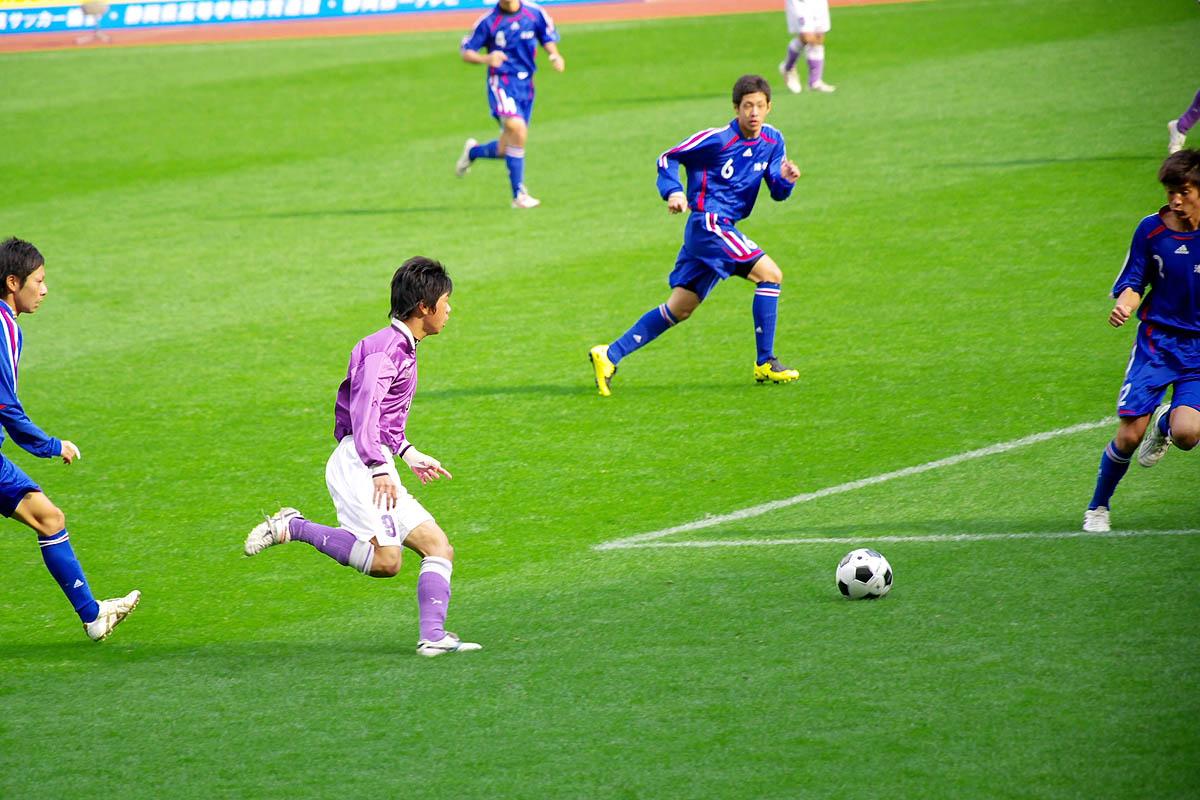 第86回 全国高校サッカー選手権大会 静岡 準決勝_f0007684_1465964.jpg