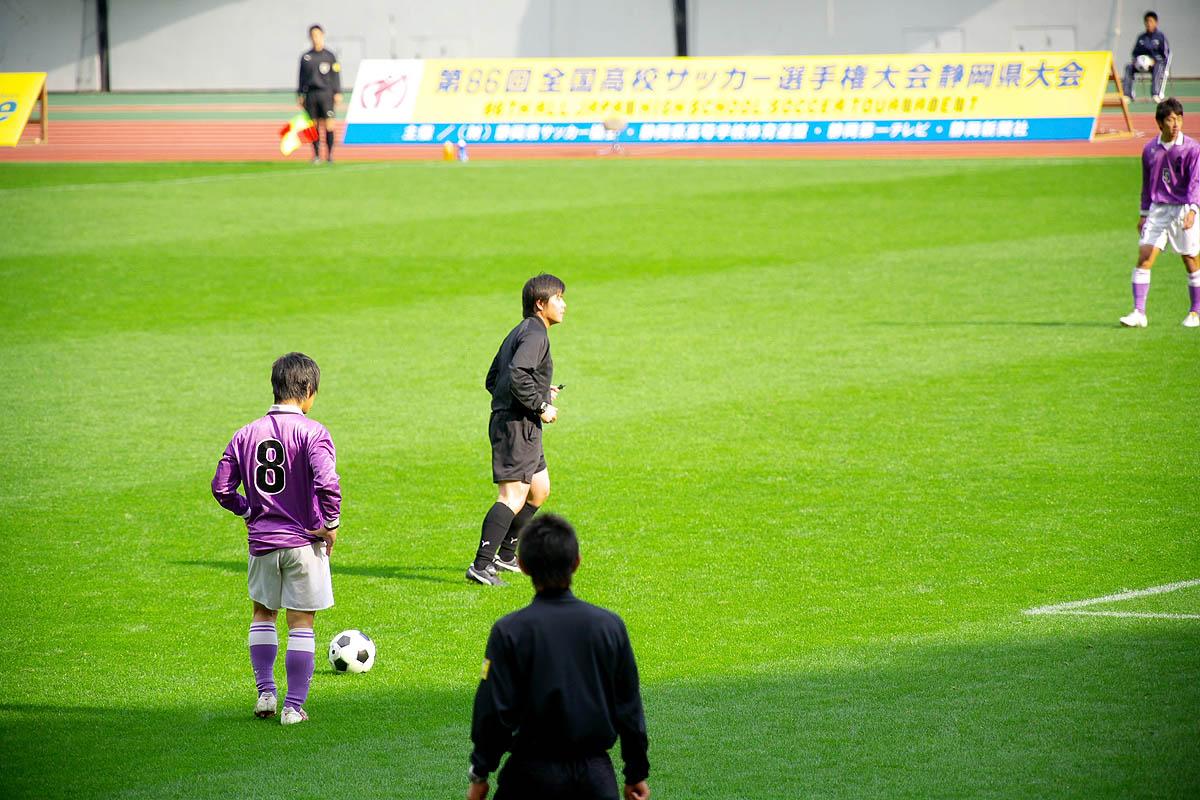 第86回 全国高校サッカー選手権大会 静岡 準決勝_f0007684_147761.jpg