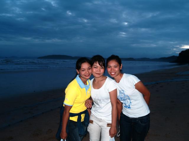 タイの風景 あれこれアオナン・ビーチ _f0024992_11123088.jpg