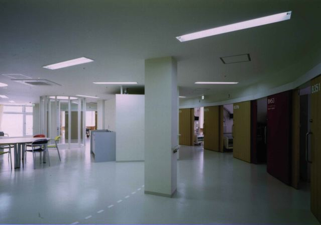 全個室病院をめざして 巽今宮病院(箕面市)_c0146629_685555.jpg