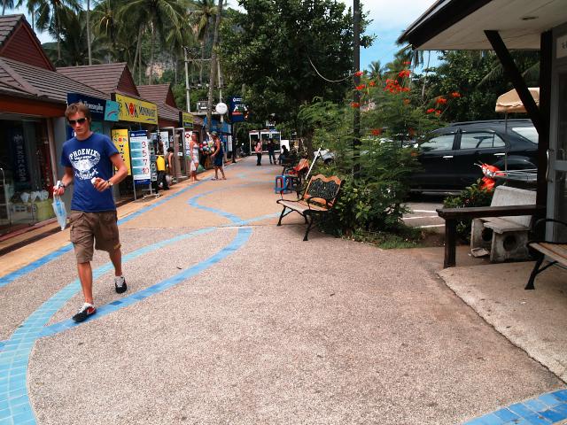 タイの風景 あれこれアオナン・ビーチ _f0024992_841756.jpg