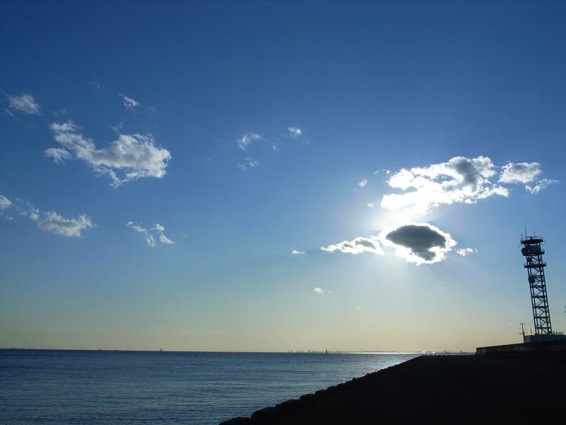 Deep Blue in Maihama_c0084666_1084772.jpg