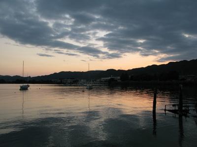 今日はヒサビサに琵琶湖に出ました。_a0097491_217338.jpg