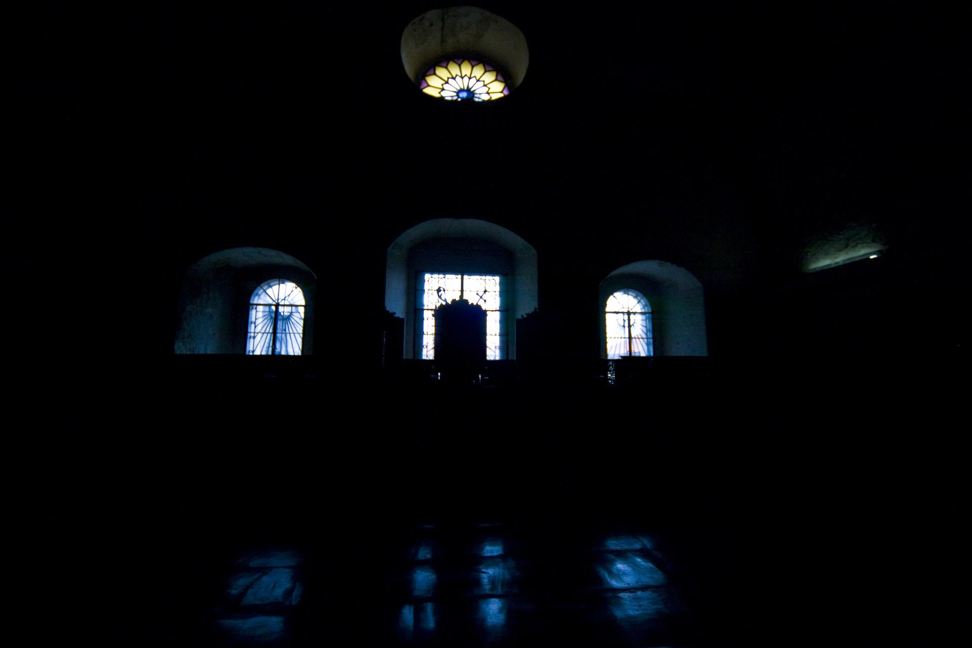 メトロ・マニラ オフ会 8  サンオーガスチン教会 2/2 _d0073620_20402353.jpg