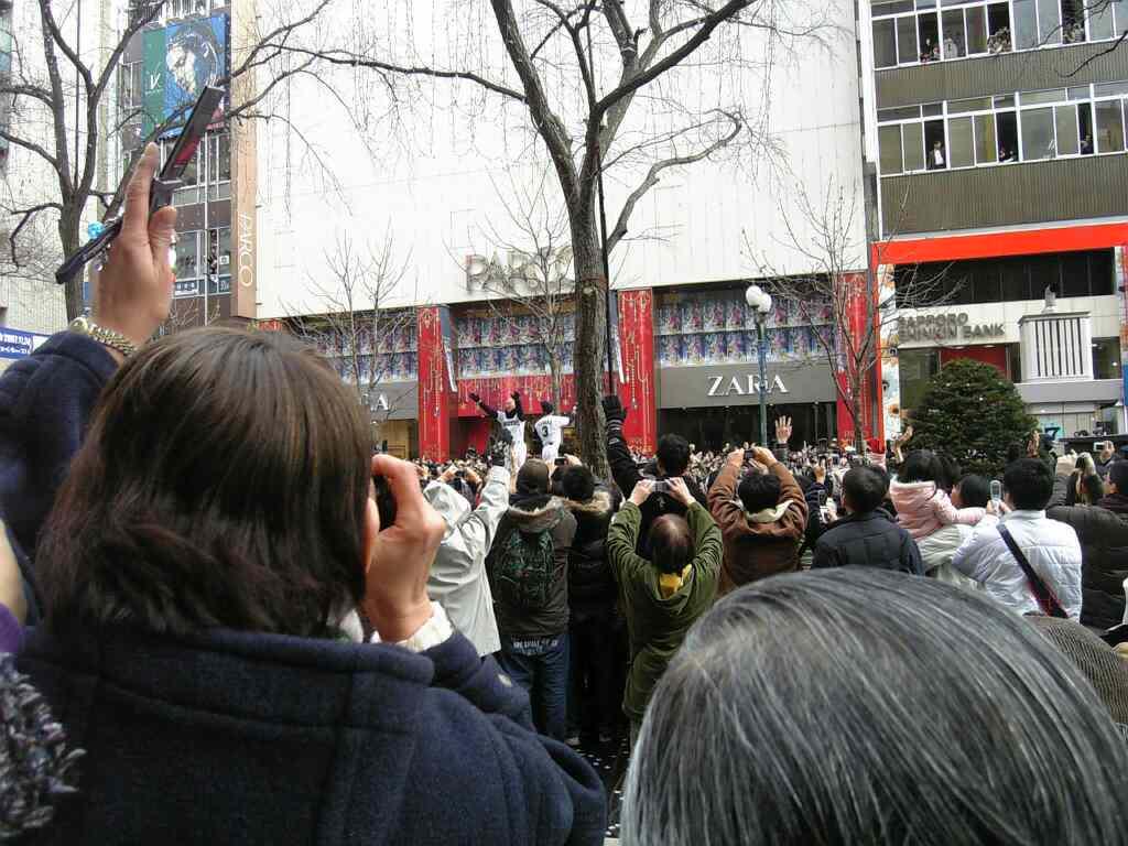 日本ハム優勝パレード_c0095835_22434983.jpg