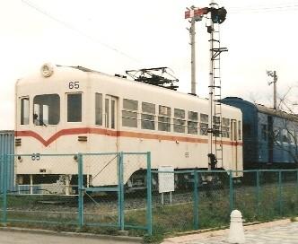 静岡鉄道清水市内線 クモハ65_e0030537_242195.jpg