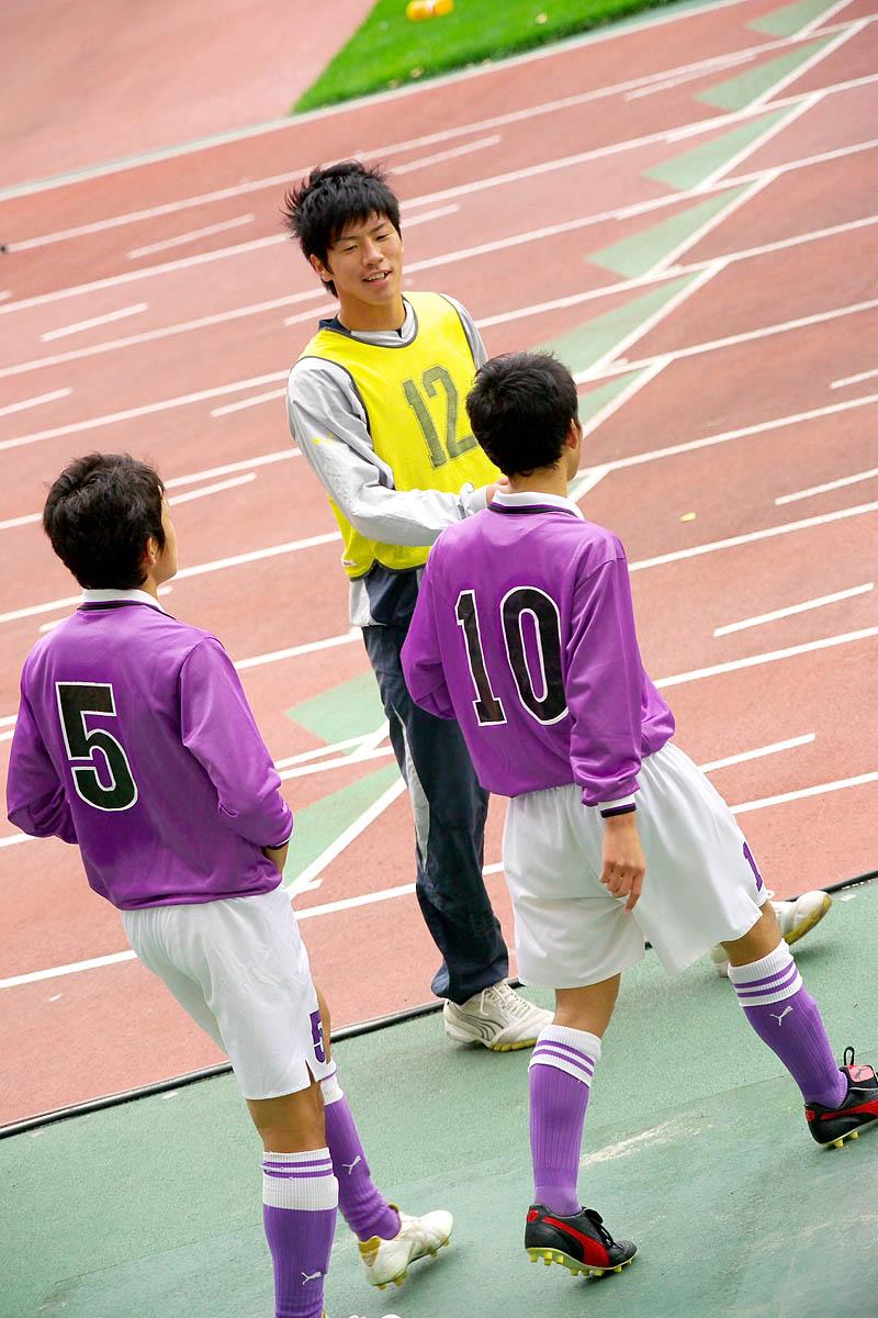 第86回 全国高校サッカー選手権大会 静岡 準決勝_f0007684_1717356.jpg