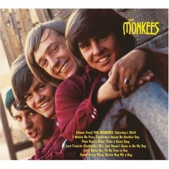 Monkees 「The Monkees」(1966)_c0048418_19423444.jpg