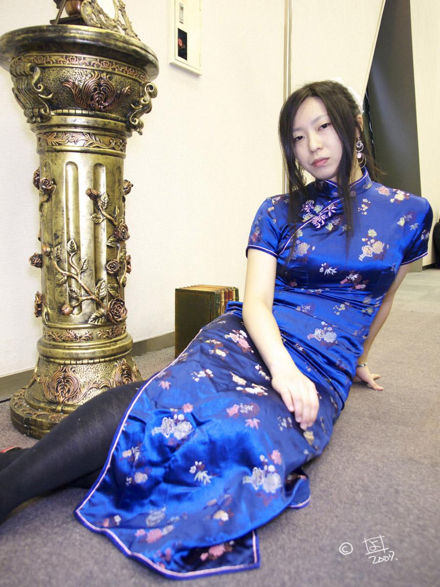 「コスプレガーデンin川崎」その8 -らくすさん・天音さん-_e0096928_2194119.jpg
