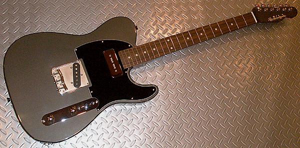 「Moderncaster T #008」がココまで組み上がりました!_e0053731_1925661.jpg