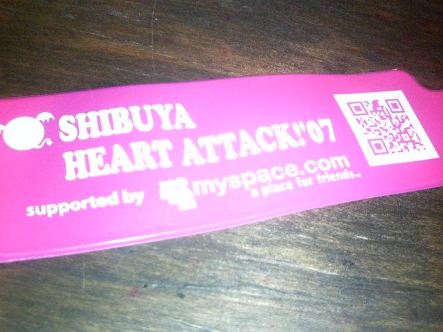 渋谷ハートアタック_e0100250_2310488.jpg