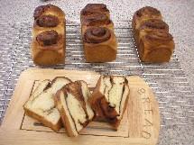 Roule a la Cannelle シナモンロールの食パン_f0121752_23363288.jpg