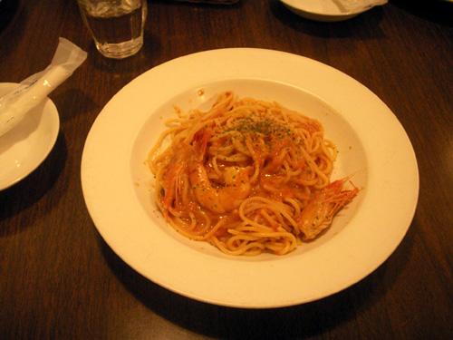 パスタ食オフ in 八幡東_b0083267_1454549.jpg