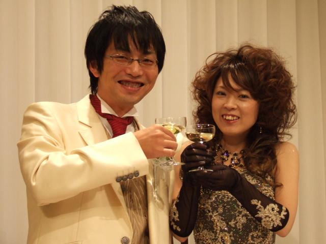 久しぶりの結婚式披露宴_c0128487_23454121.jpg