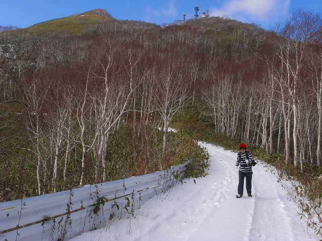 紋別岳に登る_f0138096_174939.jpg
