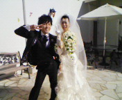 Happy Wedding♪_f0041113_053812.jpg
