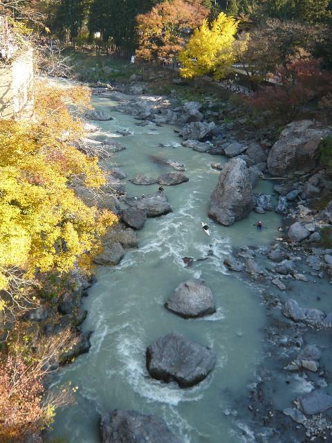 秋を感じに、御岳渓谷へ!_b0023328_19453283.jpg