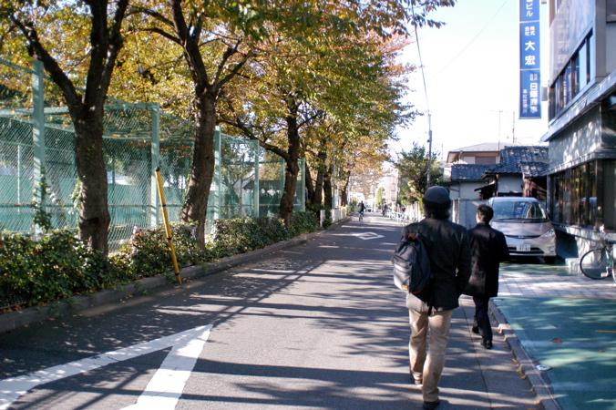 千川駅付近にて_f0054539_039714.jpg
