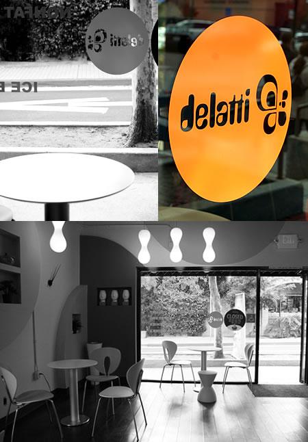 フローズン・ヨ-グルト 【 cafe delatti 】_d0124248_14283436.jpg