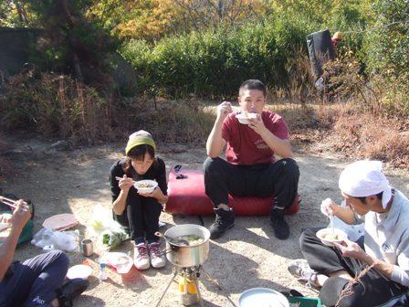 王子ガ岳(岡山)ボルダリング 参加5名。_d0007657_1311977.jpg