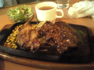 ステーキのくいしんぼ 恵比寿店_c0025217_1159545.jpg