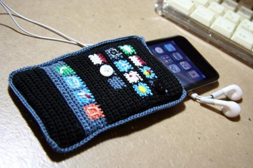 iPod in iCrochet_e0076761_042348.jpg