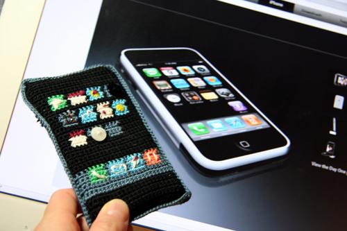 iPod in iCrochet_e0076761_0432534.jpg