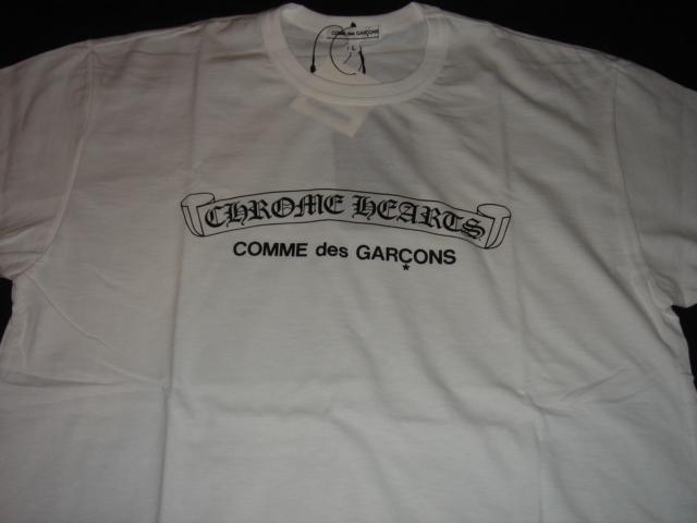 COMME des GARCONS × CHROME HEARTS_f0011179_0222278.jpg