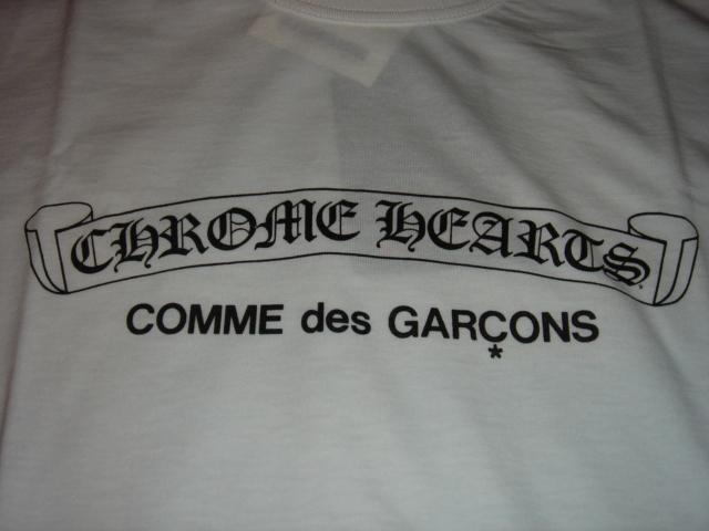 COMME des GARCONS × CHROME HEARTS_f0011179_0231546.jpg