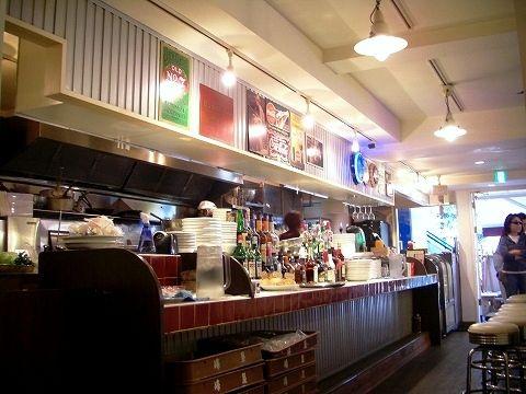駒沢 「エーエス・クラッシックス・ダイナー」 でハンバーガー_a0039199_22401245.jpg