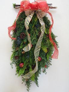 クリスマス壁飾り_c0098807_21151351.jpg